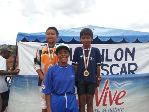 Triathlon à Betafo : Sur une belle rampe de lancement !