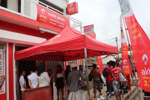 Airtel : Un nouveau Shop Express aux 67 ha