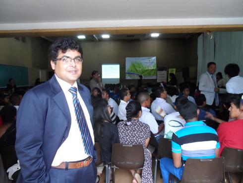 MEX-INSCAE : Les étudiants à la découverte du marché boursier
