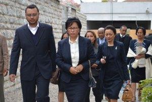 Lalao Ravalomanana entretient le suspense sur sa présence aujourd'hui à Mahamasina.