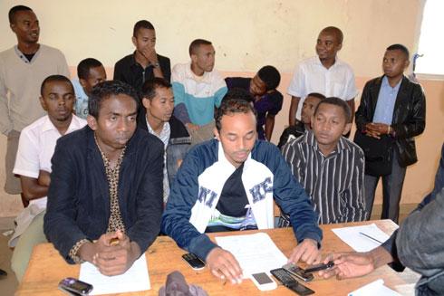 Présidents des étudiants des 22 régions : Plate-forme de communication mise en place dans tout le pays