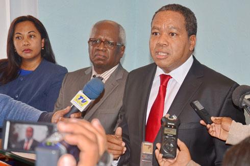 Roland Ratsiraka : Disposé à être Premier ministre