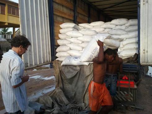 PAM : VCT pour les sinistrés des inondations à Mahajanga