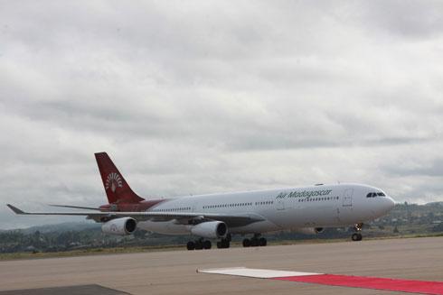Air Madagascar: Prochaine étape pour la sortie de l'annexe B au mois de mars prochain