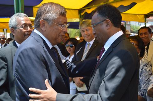 Investiture de Rajaonarimampianina : Jean Louis Robinson à Mahamasina demain ?