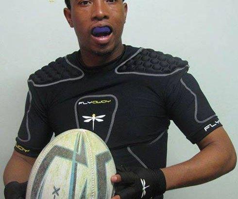Rugby : Mahazaka Solofonantenaina, un Malgache qui joue en Russie !