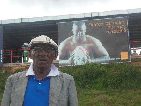 Rainisoa, indéfectible amateur de rugby