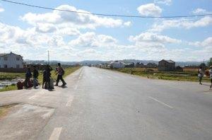 Les belles routes sont sources de développement économique.