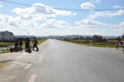 Infrastructures routières : Reprise des grands travaux cette année