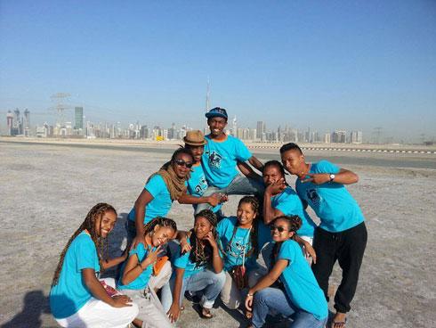 Sagotro folklore : C'est parti pour le Dubaï shopping festival !
