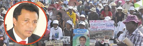Ravalomanana et fraudes électorales : Plaintes déposées devant la Troïka ce jour