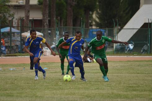 Football Ligue des champions : La CNaPS Sport reste à quai !