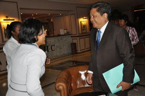 Mamy Rakotoarivelo : « Le PM pourrait être de la mouvance Ravalomanana »