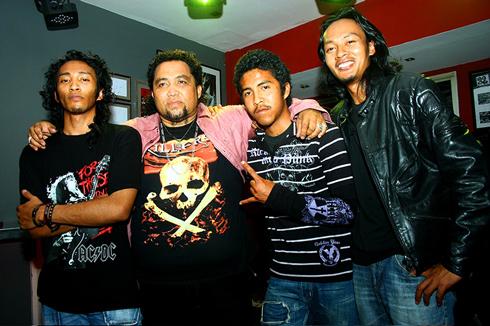 Heavy metal : Vatofant et Nocturnal au Grand Port