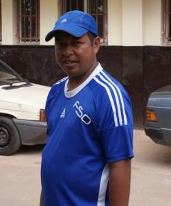 Le président de la Ligue d'Analamanga, Tota Rakotoarimanana, veut aider la CNaPS en lui offrant un sparring-partner de choix.