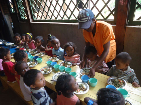 « Village de la joie » : Parabole au chevet des familles défavorisées