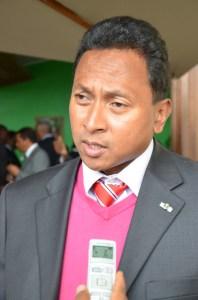 Augustin Andriamananoro n'est plus DG de l'OMERT.
