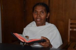 Mama Esther, un messager de Dieu pour Madagascar.