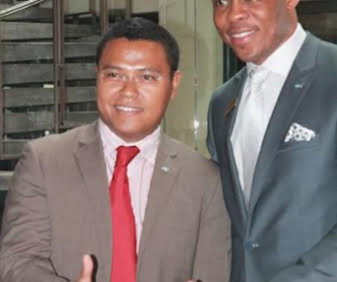 JCI : Vice-président international, en visite à Madagascar