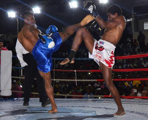 Kickboxing – Combat de Défis : Rababany a eu le dessus sur Rasta