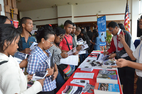 Salon des études internationales : De nouveaux horizons à découvrir