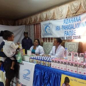 De telles consultations répondent réellement aux besoins des populations qui se trouvent de plus en plus dans une situation déplorable en matière de santé.