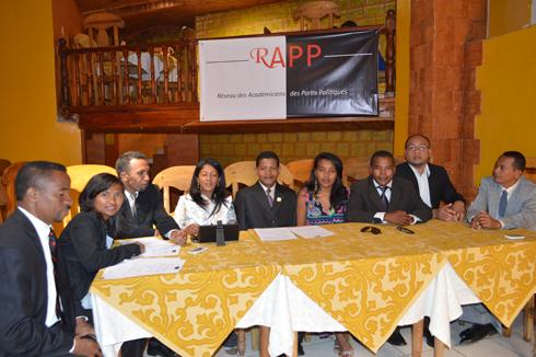 RAPP propose : Un rapport d'activités trimestriel du gouvernement