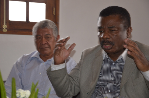 Premier ministre : Tabera Randriamanantsoa sollicité