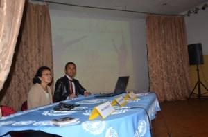 Les jeunes devront participer à la lutte contre la traite de personnes.