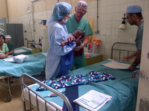 Chirurgie réparatrice Opération Smile : 790 bébés et enfants examinés dernièrement