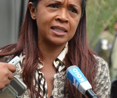 Andriamasimanana Auréline : « Groupe parlementaire HVM, important pour le développement »