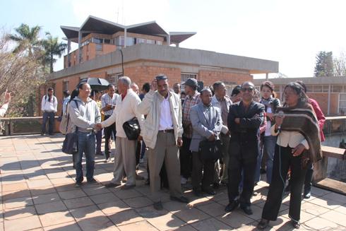 SECES, section Antananarivo : Deux jours de manifestations  à Ambohitsaina