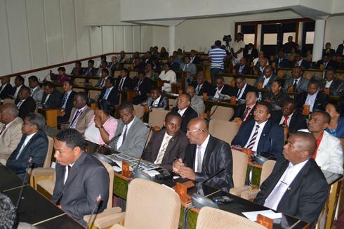 Loi des Finances Rectificative : Objet de chantage à l'Assemblée nationale