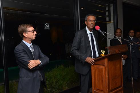 Banque : François Hoffman à la direction générale de la BNI Madagascar