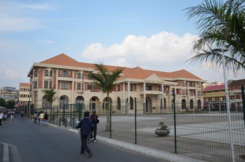 Mairie d'Antananarivo : Hery Rafalimanana contre Ny Hasina