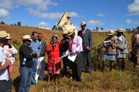 Services fonciers : Hausse de la demande de sécurisation de terrains