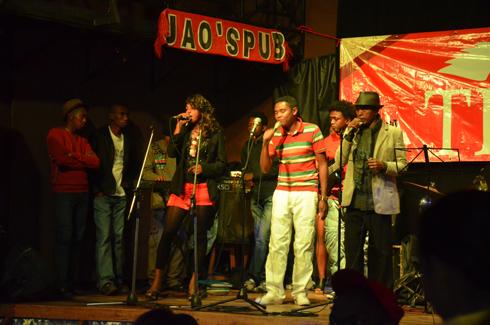 Jao's Pub : Un anniversaire fêté avec THB
