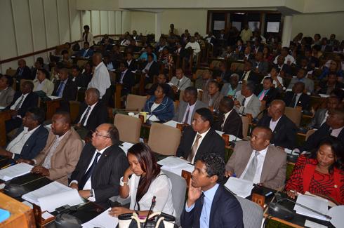 Assemblée nationale : En session extraordinaire à partir du 30 juillet