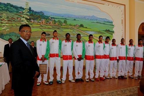 Afrobasket Men U18 : Les 12 joueurs dévoilés