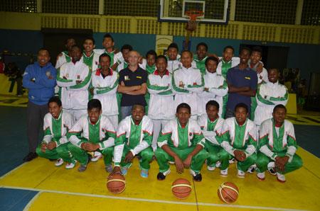 Afrobasket Men U18: Le Sénégal et l'Algérie se désistent