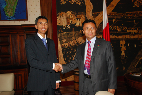 Ravalomanana- Rajoelina : Tentatives de rapprochement en cours