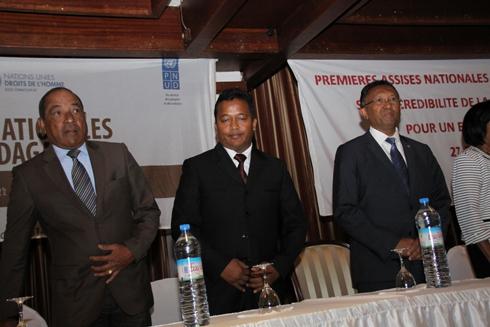 Barreau de Madagascar : Un vent de changement chez les avocats