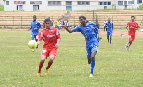 Telma Coupe de Madagascar : CNaPS Sport en démonstration !