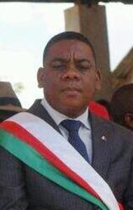 Malement Liahosoa, le député « Hiaraka isika» d'Ampanihy Ouest.