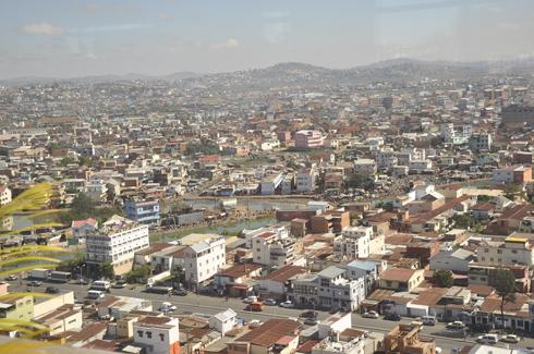 Antananarivo : La division de Tanà, un frein à son développement