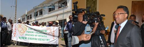 Employés de la JIRAMA : Ultimatum de 72 heures contre le régime