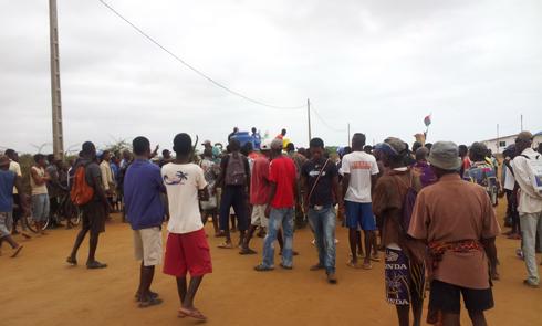 Toliara : Grève à China Railway après le passage du Président