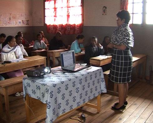 Ifanadiana : Atelier sur le code de protection sociale