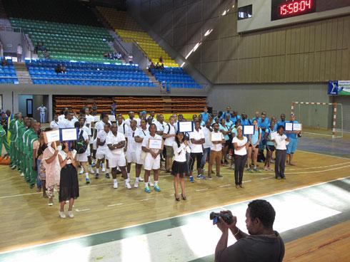 Handball – CCCOI : THCB étrille les Seychelloises