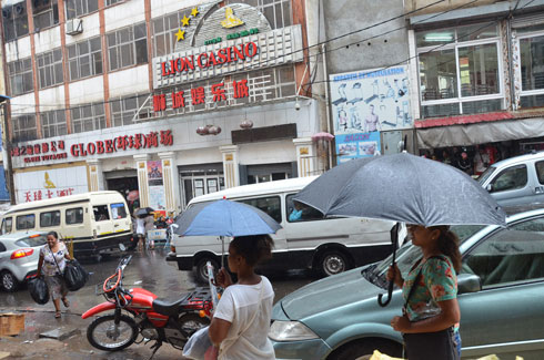 Embouteillages : Quand Dame Pluie éternise les réhabilitations des rues